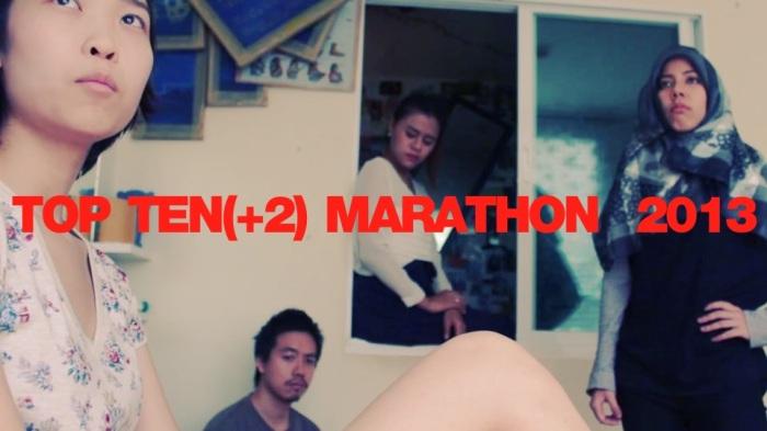 toptenmaraton poster