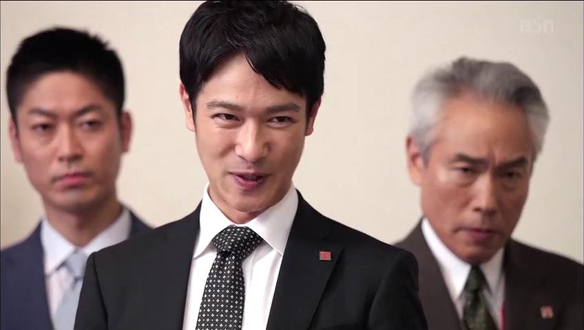 Hanzawa Naoki (2013, Fukuzawa Katsuo +Takayoshi Tanazawa,JP) TVSeries