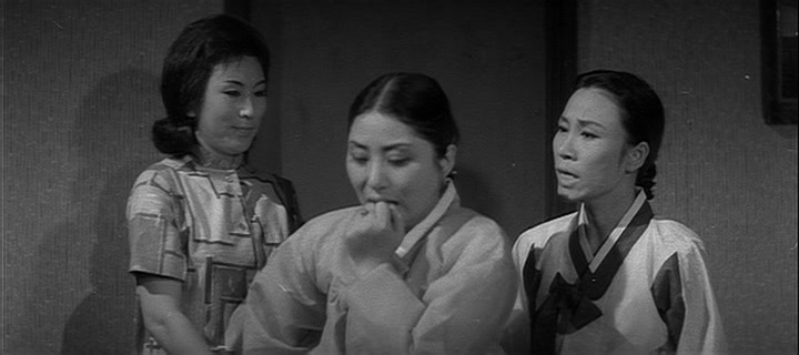 A Devilish Murder (1956, Lee Young-min,STKR)